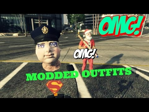 Gta 5 Modded Outfits + HOW TO GET  Link In Description - YouTube