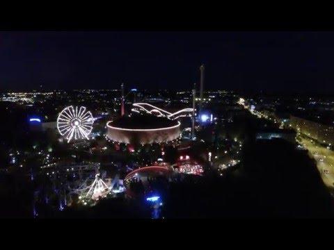 Helsinki Night Flight