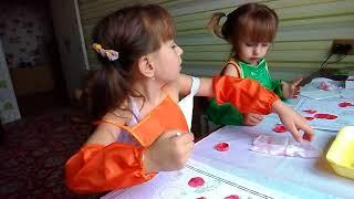 Домашние обучение детей дошкольного возраста
