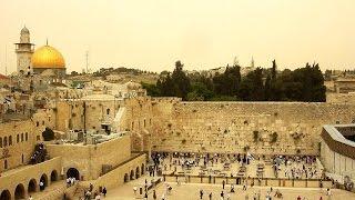 видео Карта курортов и достопримечательностей Израиля