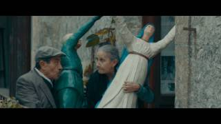 IN GUERRA PER AMORE - Scena dal film: Di corsa al bunker