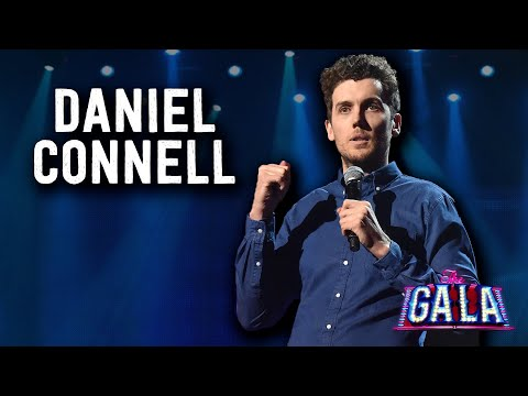 Daniel Connell - 2017 Melbourne International Comedy Festival Gala