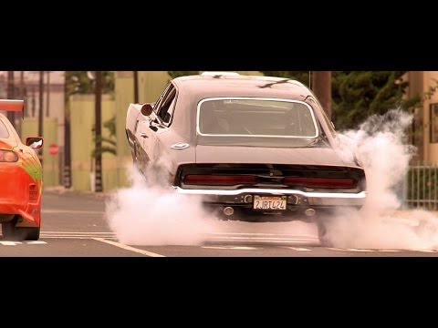 The Race - Movie Tribute (Lights  out Vegas - Kickstart my heart)