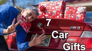 The Best Gifts for BMW Car Guys/Gals!