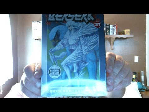 Berserk ベルセルク Volume 21 Review (Chapters 182-192) - End Of The Conviction Arc = Griffith's Arrival!