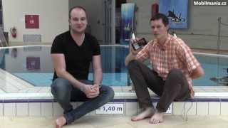 Crash test: Sony Xperia Z vs. hloubka 8 m thumbnail