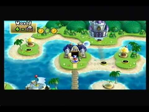 New Super Mario Bros Wii Walkthrough Videos Guide Video Games