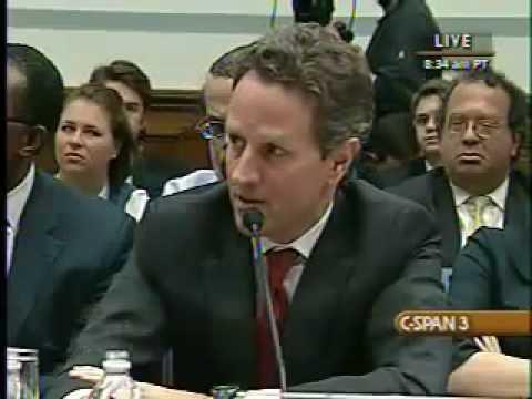 Marcy Kaptur chews up Tim Geithner.mp4