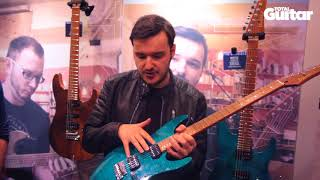 Me And My Guitar: Martin Miller Ibanez MM1 signature AZ Series at NAMM 2018