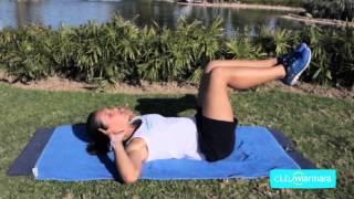 Club Marmara Fitness - 3 minutes pour les abdominaux