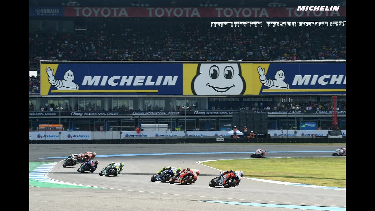 MICHELIN and MotoGP™ – An ongoing challenge - Michelin Motorsport