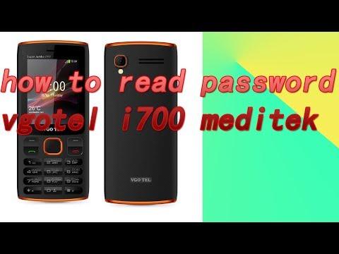 vgotel i700 read password