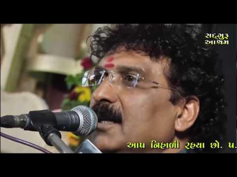 Yogeshpuri Goswami new gujarati Dayro sadguru ashram Bhavnagar