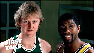 Magic Johnson explains how he changed the NBA with Larry Bird | First Take