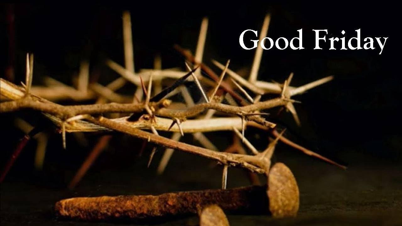 April 2, 2021 Service: Good Friday (Replay)