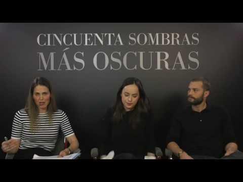 Jamie Dornan y Dakota Johnson en Facebook  Spain