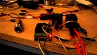 homemade alarm/immobiliser