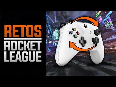 Controles Invertidos | Retos en Rocket League thumbnail
