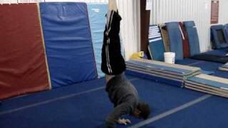 How to do Handstands and Handstand Pushups