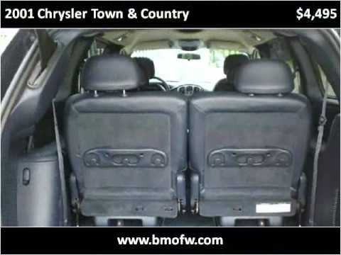 2001 Chrysler Town & Country Used Cars Chicago IL