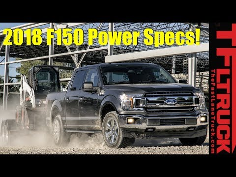 Breaking News: Ford Reveals 2018 F-150 Power Numbers, Expedition FX4, and More