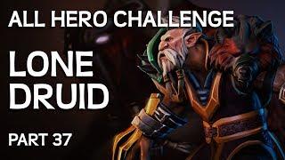 Bütün Kahramanlarla Mücadele Challenge Part # 37 - Druid Gameplay.