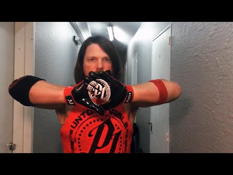 Thumbnail: AJ Styles and Finn Bálor speak on crossing paths for the first time at WWE TLC: Exclusive, Oct. 21
