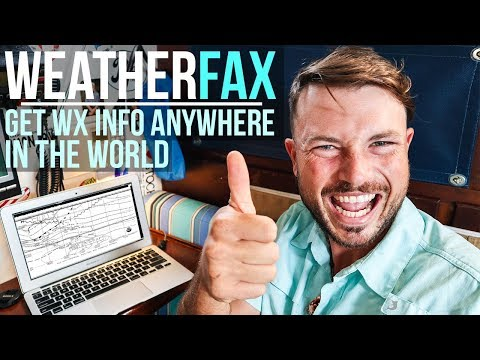 WeatherFax | The BEST budget weather solution for Sailors