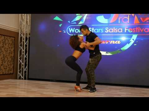 Abdel and Lety Bachata Sensual Workshop 2017