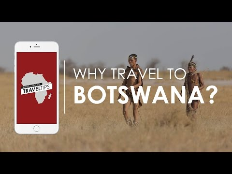 Why travel to Botswana, Africa's best kept secret? Rhino Africa's Travel Tips