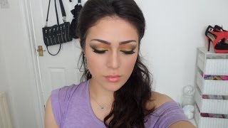 Bold makeup tutorial Thumbnail
