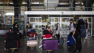 Британские туристы не ждут, а готовятся