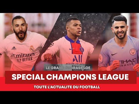 🔴🎙️SPECIAL CHAMPIONS LEAGUE / PSG - Bayern retour ! Benzema, Mahrez ! Ligue 1 | LGD : le talk foot