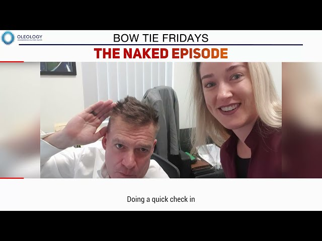 BOW TIE FRIDAYS S6E11 - The Naked Episode