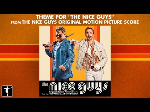 """Theme From """"The Nice Guys"""" - From """"The Nice Guys"""" Score Album"""