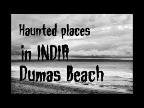 Surat Travel | Vlog | Dumas Beach | Solo Travel | 1st Video