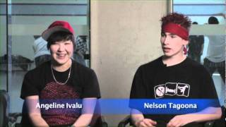 """Support"" - positive Inuit youth progamming in Clyde River, Baffin Island (English)"