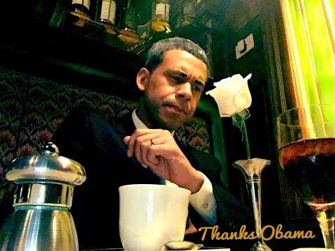 "President Obama - ""Thanks Obama"" SPOOF"