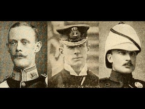 Photographs of British Servicemen Killed During the Boer War (1899-1900)