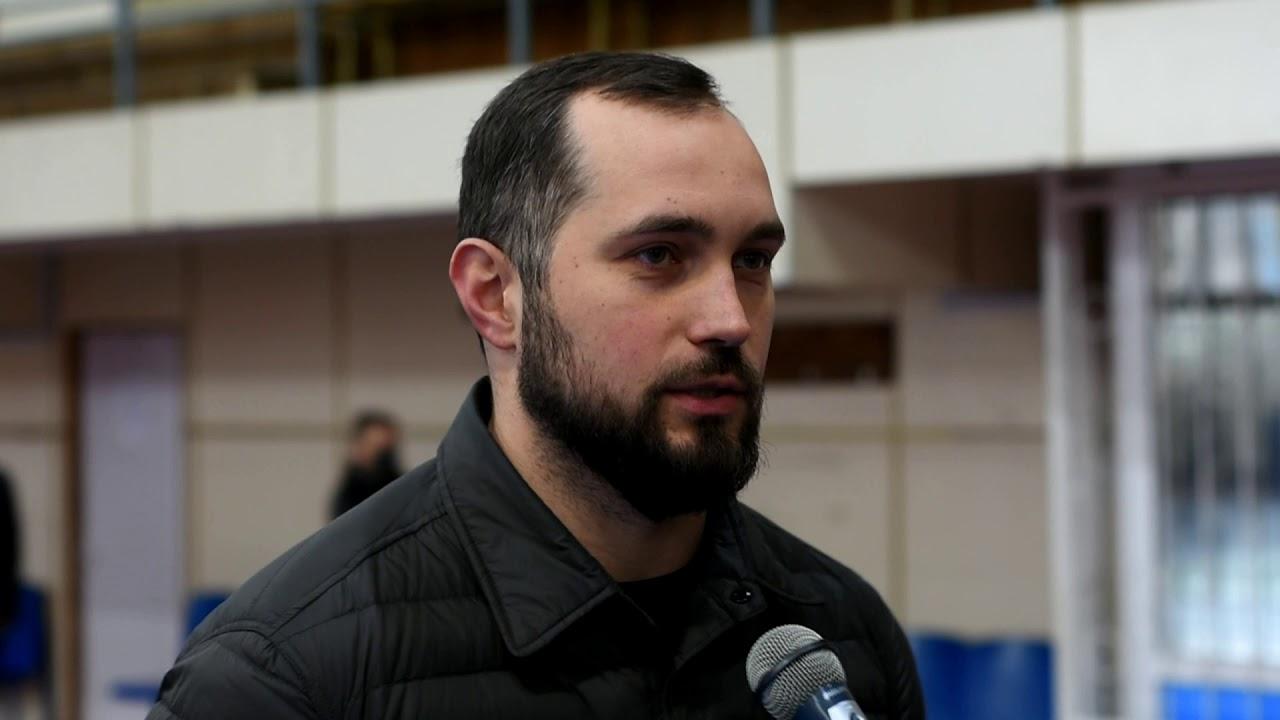 Інтерв'ю Хіргій Геннадій | Донбасенерго 2 : 0 BudmonsteR