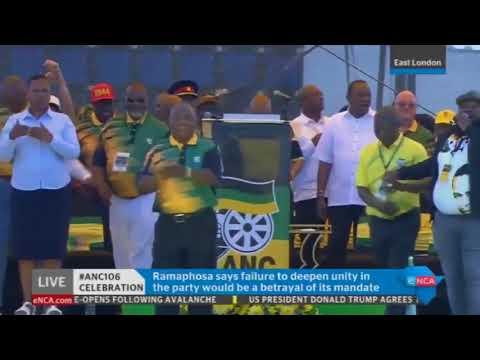 The Unity Song though ANC106