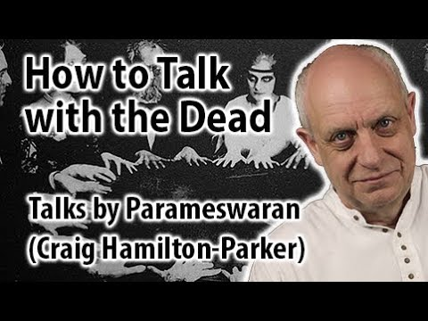 How to Talk to the Dead - Spiritualist Tutorial - Lessons on Becoming a Medium