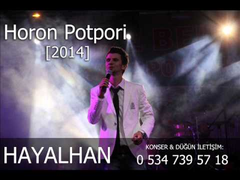 *** KaRaDeNiZ OrG HoRoN PotPoRi  *** [2014] Gökhan Konya (Hayalhan)