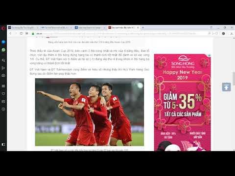 ĐT Việt Nam là một trong 4 đội hạng ba giành quyền vào vòng 1/8