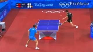 TT Olympic 2008 Ma Lin vs Wang Hao  full...
