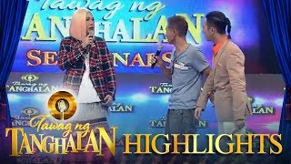 Tawag ng Tanghalan: Vice Ganda tries the acting skills of John Michael's father