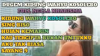 Gambar cover NONSTOP MUSIK DJ REMIX KIDUNG WAHYU KOLOSEBO FULL DANGDUT NELLA KHARISMA