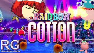 Rainbow Cotton - Sega Dreamcast - Opening Anime Intro & Stage 1 Gameplay [HD 1080p]