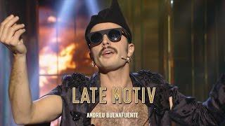 "LATE MOTIV - Rodrigo Cuevas. ""Ritmu De Verdiciu"" | #Latemotiv158"
