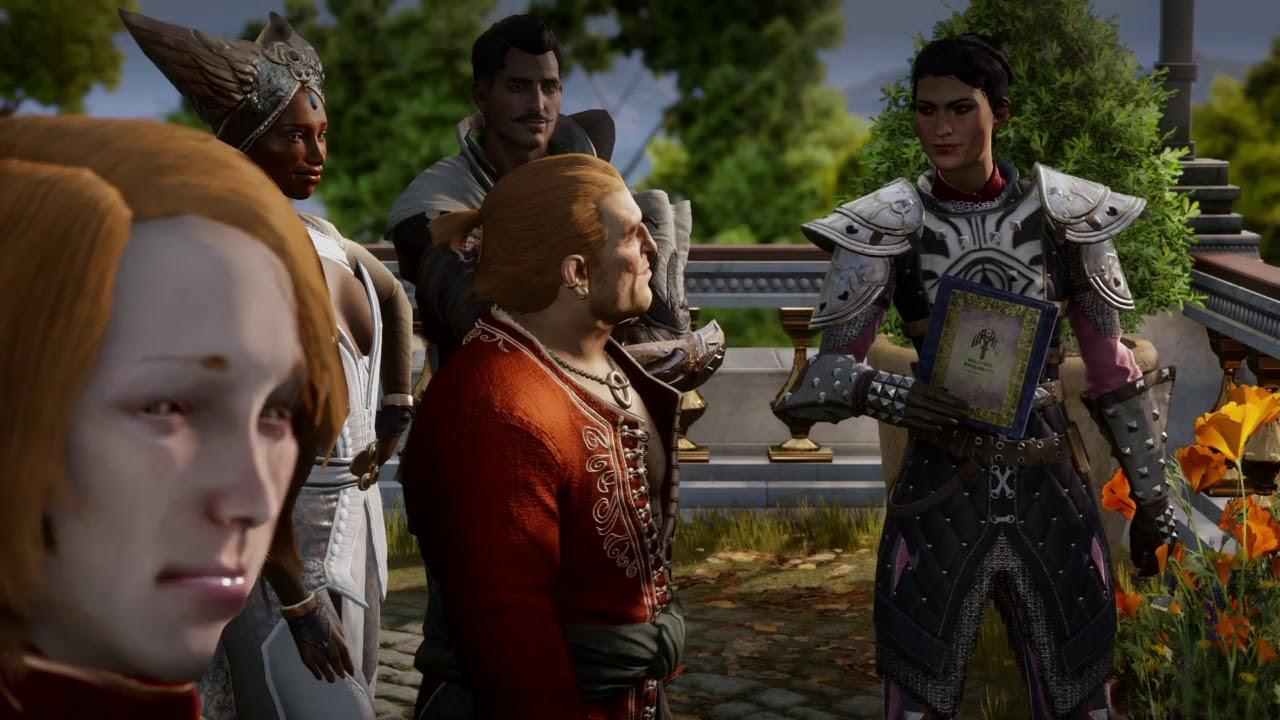 Dragon age inquisition flirten